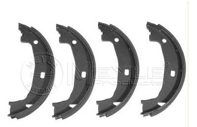 BMW E83 X3 Handbrake Shoes  German Manufactured 34416761293