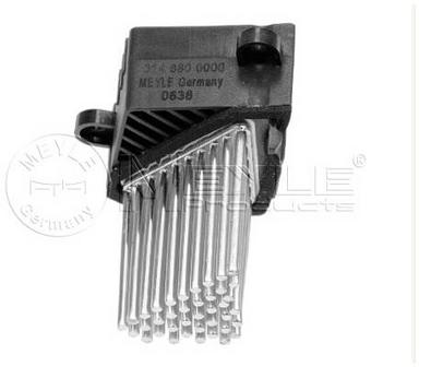 BMW E46 E39 X5 HEDGEHOG FINAL STAGE RESISTOR GERMAN MANUFACTURED 64116923204 Preview