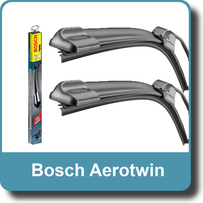 Bosch Aerotwin Front Wiper Blades A539S