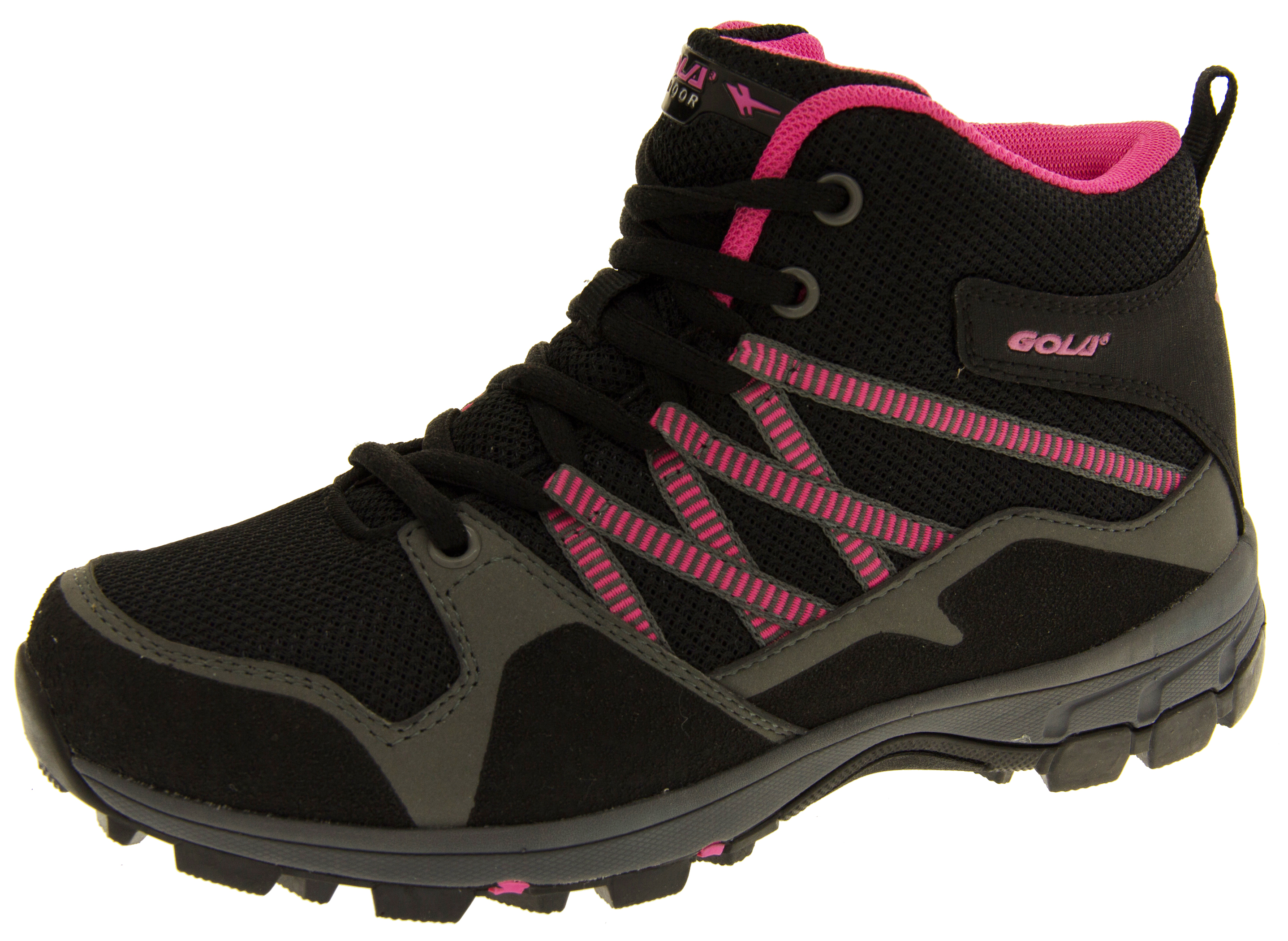 gola outdoor walking shoes walking hiking trail