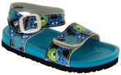 Boys Disney Monsters University Summer Sandals,Sz,Lads Shoes,Kids,Size 5,6,7,8,9 Thumbnail 2