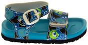 Boys Disney Monsters University Summer Sandals,Sz,Lads Shoes,Kids,Size 5,6,7,8,9 Thumbnail 3