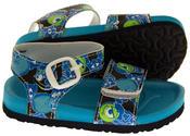Boys Disney Monsters University Summer Sandals,Sz,Lads Shoes,Kids,Size 5,6,7,8,9 Thumbnail 4