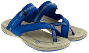 Ladies Northwest Territory Miami Leather Toe Post Sandals Thumbnail 5