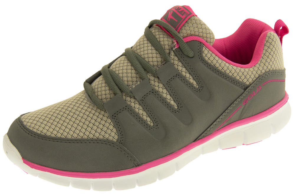 Ladies GOLA Termas 2 Lightweight Exercise Sports Trainers