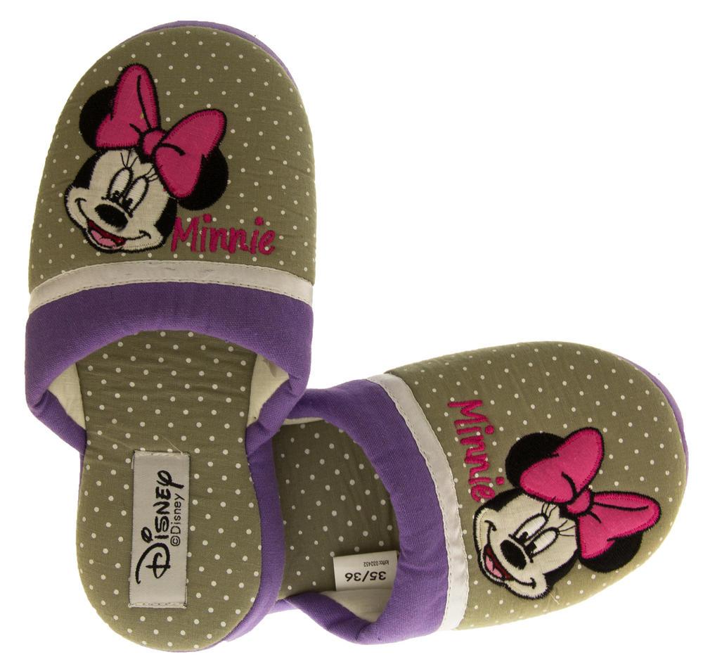 Ladies Disney Origine Comfort Mule Slippers