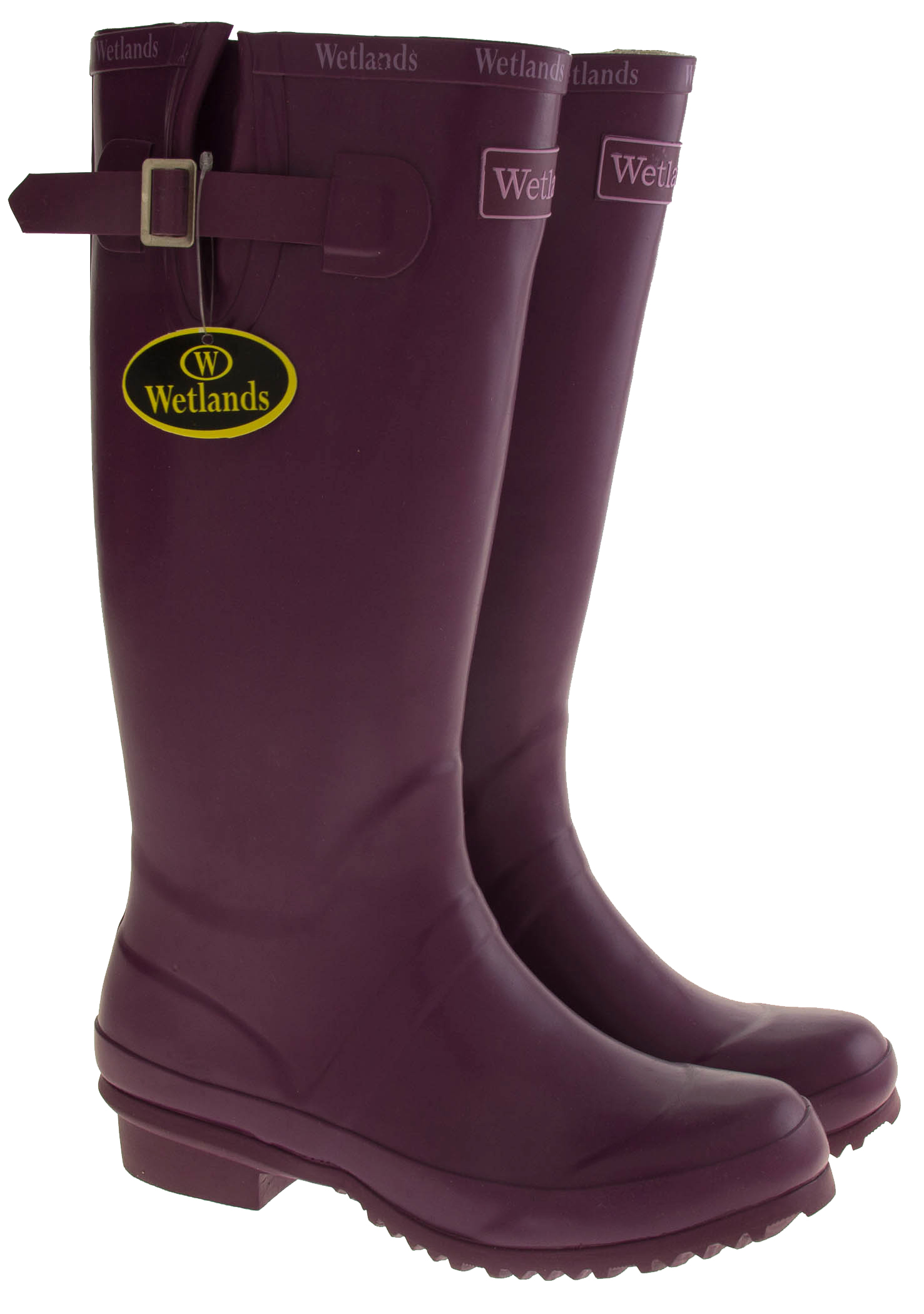 Simple New Womens Green WETLANDS Knee High Festival Garden Wellies Wellington