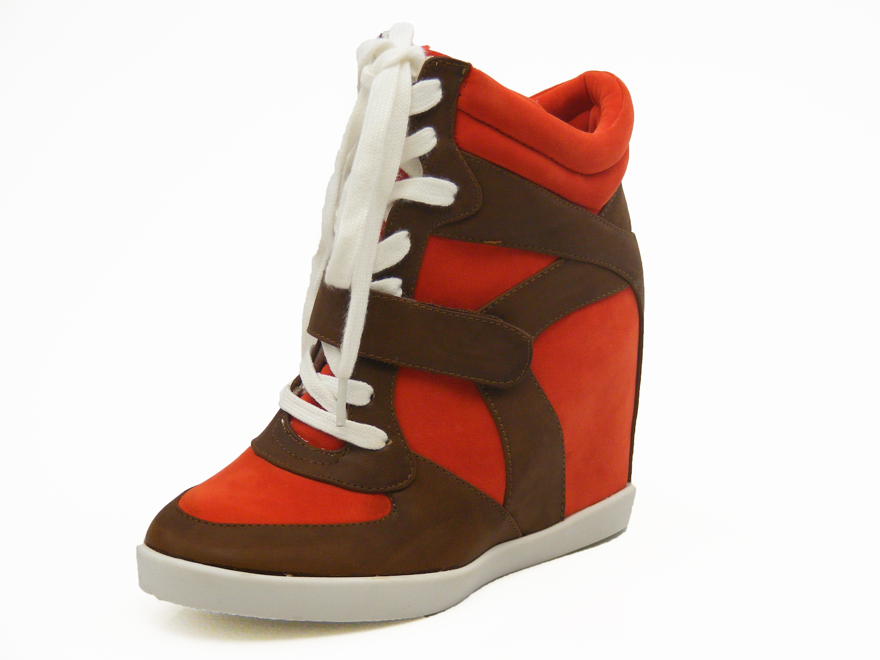 Heel Wedge Sneakers