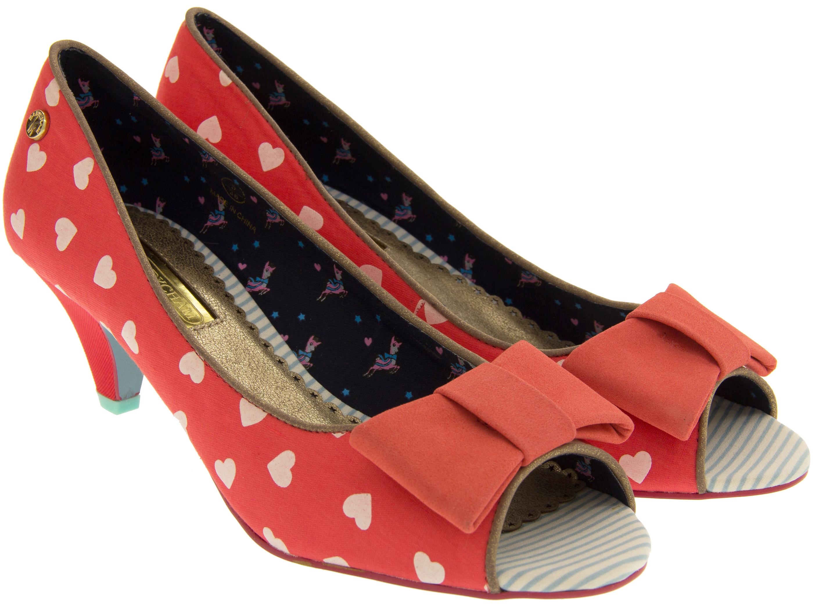 Kitten Heel Shoes Size 5