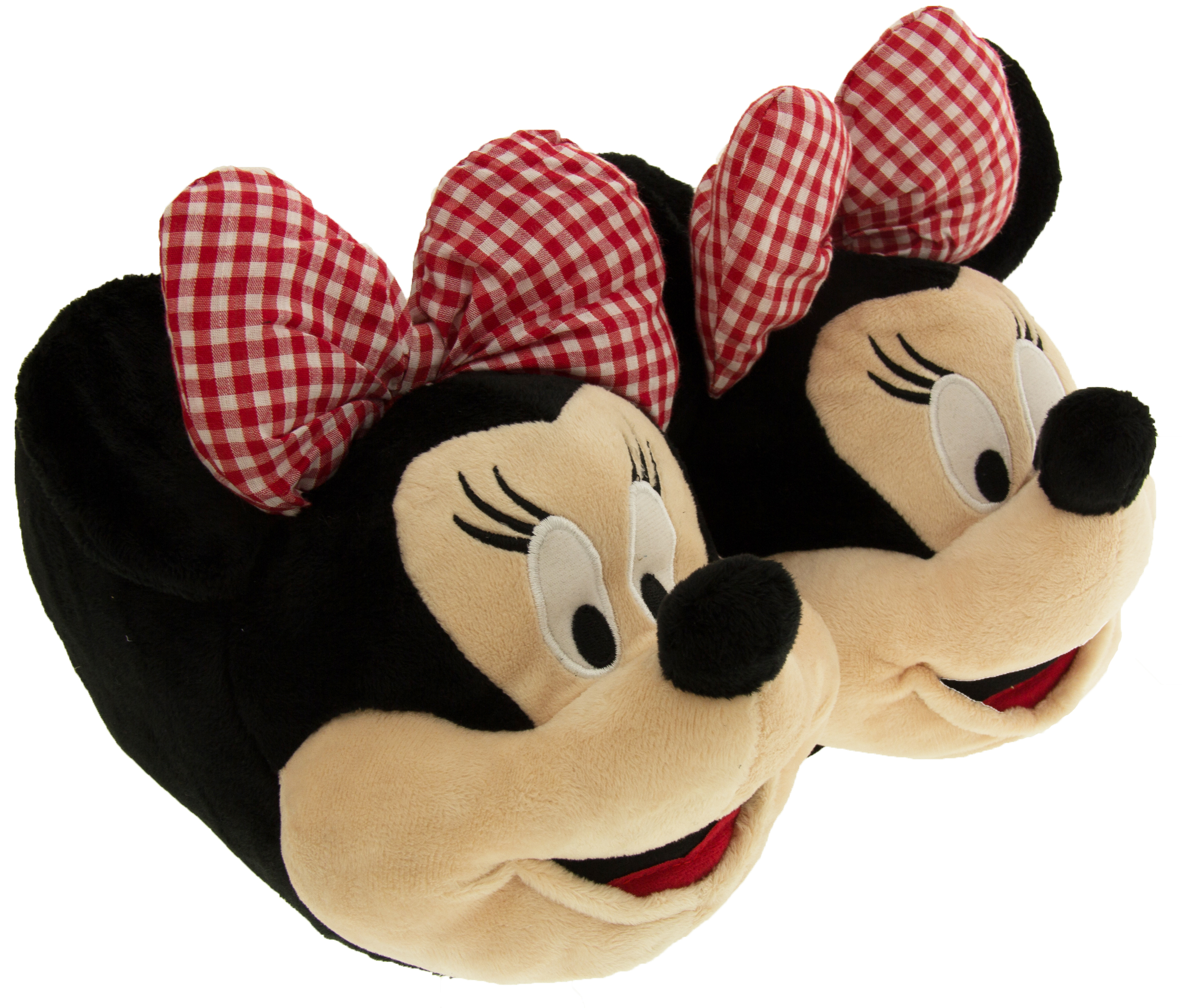 ladies disney novelty character slippers goofy mickey or minnie ebay. Black Bedroom Furniture Sets. Home Design Ideas