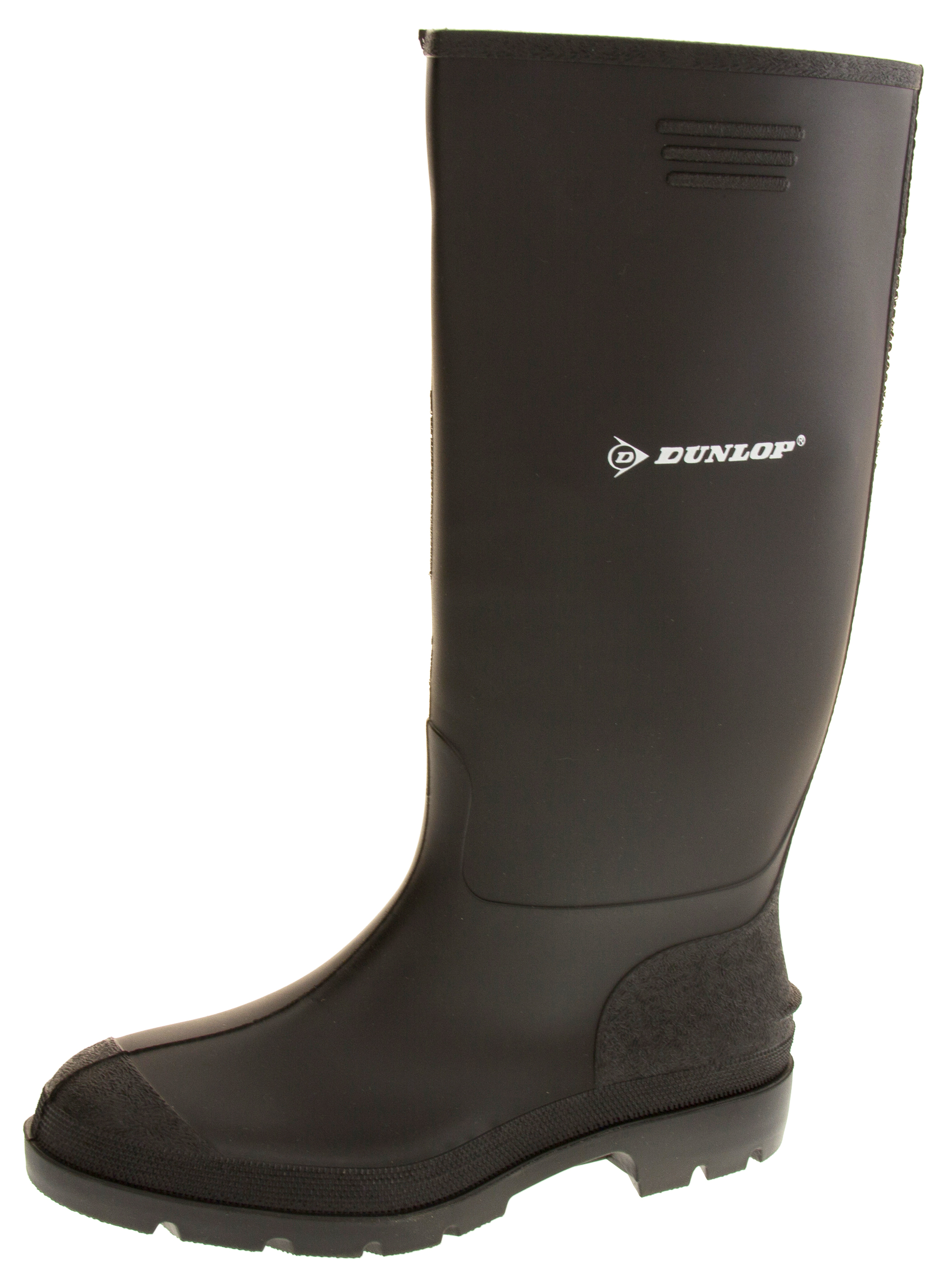 Mens Dunlop Wellington Boots Waterproof Gardening Wellies
