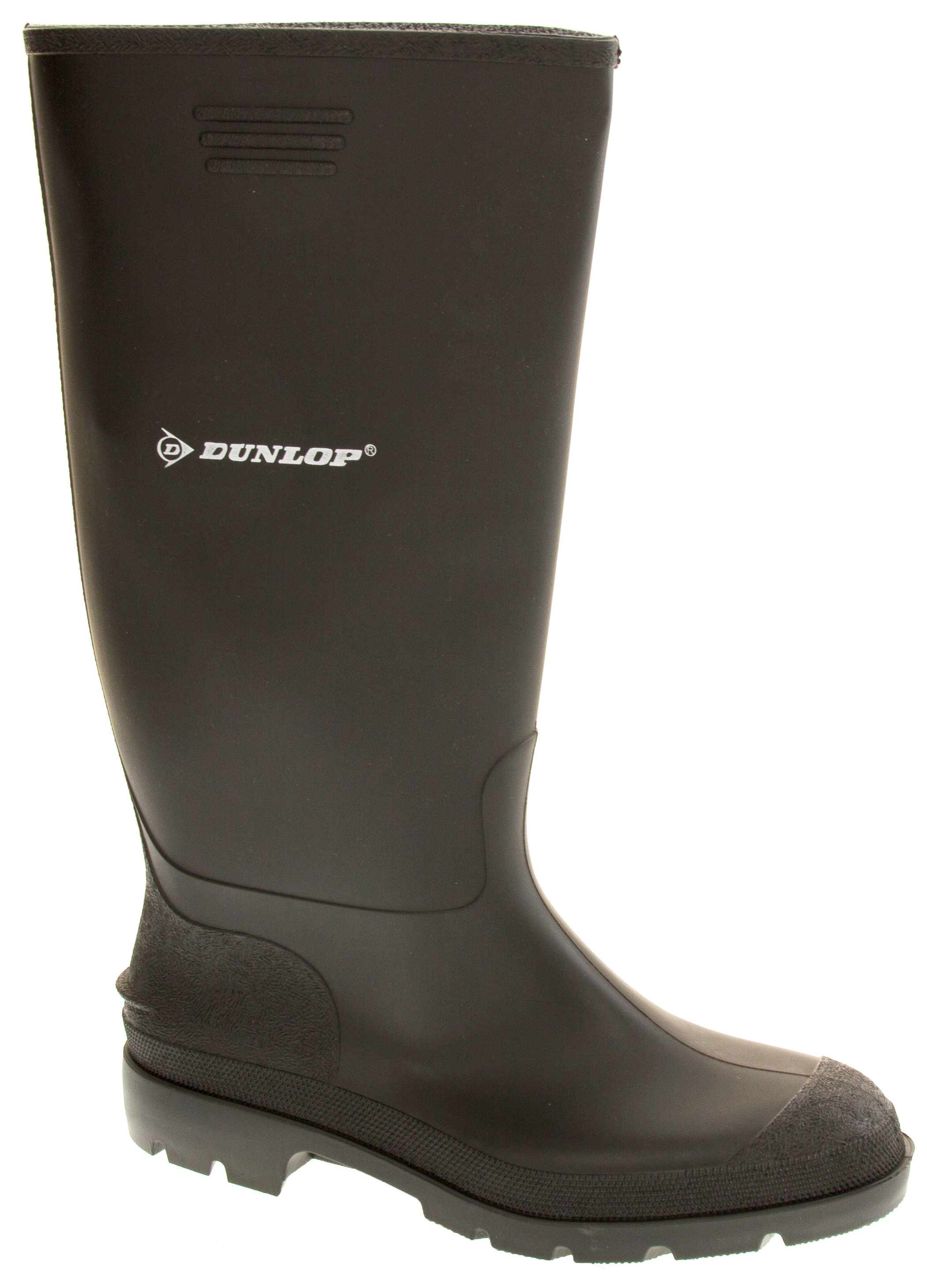 mens dunlop waterproof wellington boots garden boot