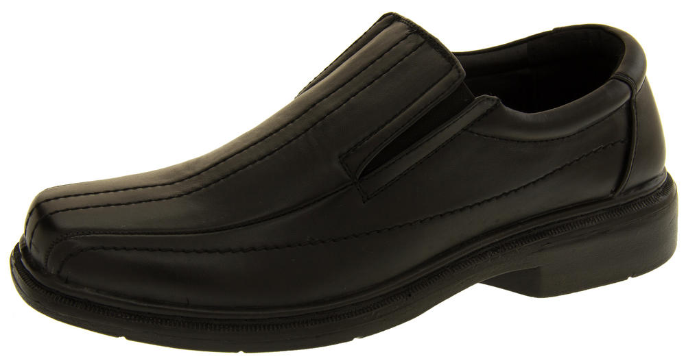 Mens Classics Slip On Leather Formal Shoes
