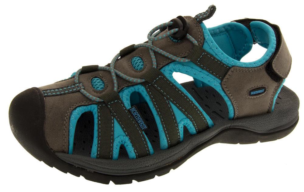 Womens NORTHWEST TERRITORY Hiking and Trekking Sandals