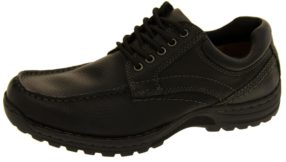 Mens Northwest Territory Leather Lace up Formal Shoes