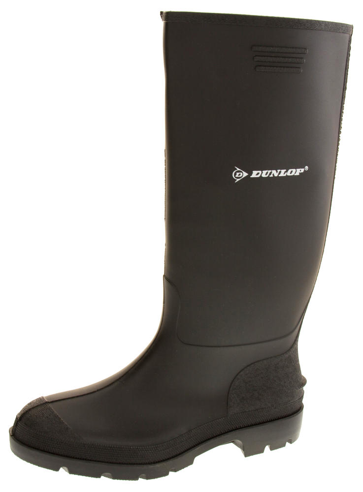 Mens Dunlop Waterproof Wellington Boots