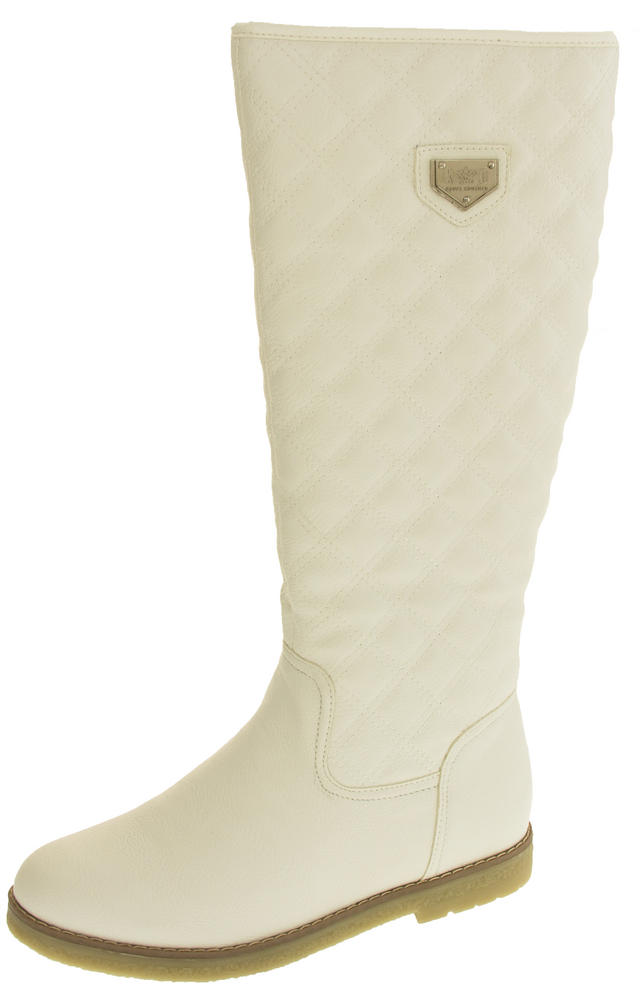 Ladies Keddo Real Wool Lined Winter Boots