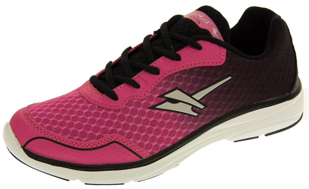 Womens Gola Active ALA695 Vallis Casual Sports Running Trainers