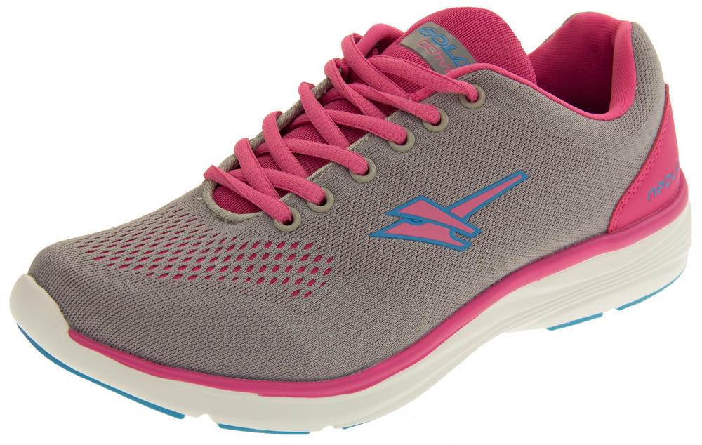 Ladies GOLA Nebula ALA696 Fitness Cross Country Running Gym Shoes