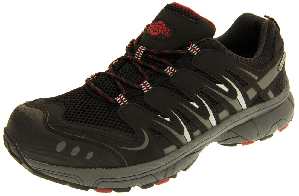Mens Northwest Territory Hay Sports Trainers Mens Walking and Hiking Trainers