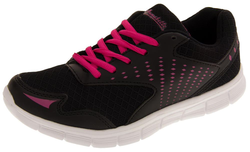 Ladies Annabelle Trail II Fitness Running and Jogging Trainers