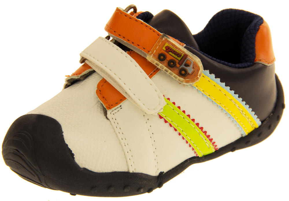 Baby Boys First Walking Shoes