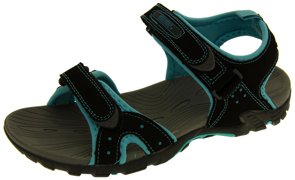 Womens Northwest Territory Orlando Velcro Strap Hiking Sandals