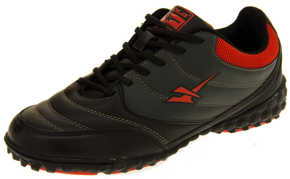 Boys Gola ABA981 Lace Up Casual Trainers