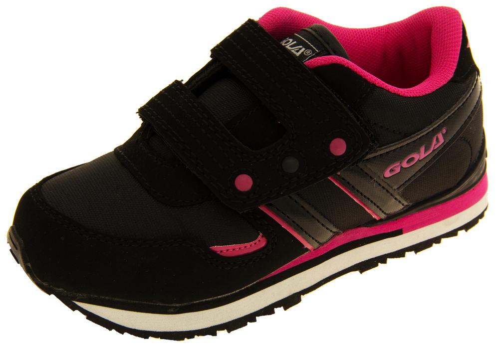 GOLA Talon Mesh AKA946 Velcro Fastening Sports Running Shoes