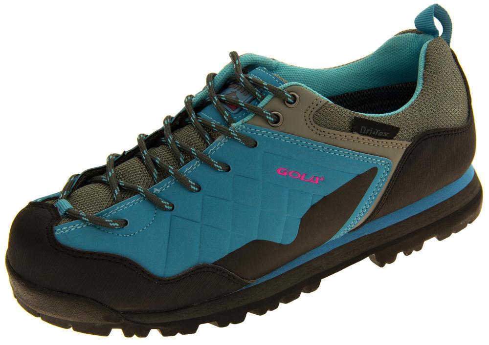 Ladies Gola Waterproof Hiking Trekking Trainers Shoes