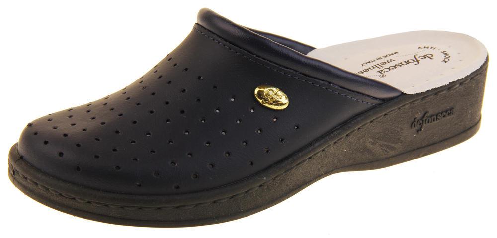 Womens Clog Mule Sandals