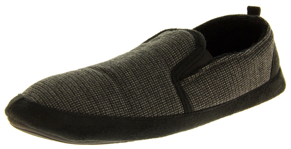 Mens Dunlop House Slippers