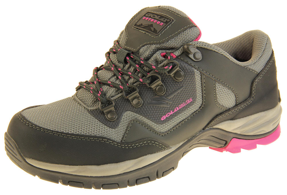 Womens GOLA Waterproof Hiking Shoes