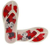 Ladies DISNEY Minnie Mouse Daisy Duck Summer Flip Flops Mule Sandals Thumbnail 12