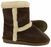 Ladies RED ROCK Faux Fur Lined Winter Boots Thumbnail 4