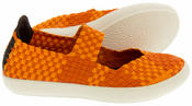 Ladies E-Weez Elastic Stretch Mary Janes Summer Shoes Thumbnail 9
