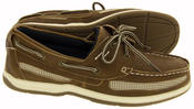 Mens Island Surf  Co. Synthetic Leather Deck Shoes Thumbnail 6