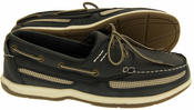 Mens Island Surf  Co. Synthetic Leather Deck Shoes Thumbnail 8