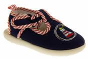 Boys De Fonseca Guardiano Canvas Velcro Summer Pumps Thumbnail 2