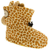 Kids De Fonseca Giraffe Novelty Slipper Boots Thumbnail 2