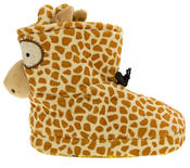 Kids De Fonseca Giraffe Novelty Slipper Boots Thumbnail 3