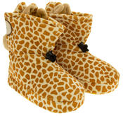 Kids De Fonseca Giraffe Novelty Slipper Boots Thumbnail 5