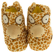 Kids De Fonseca Giraffe Novelty Slipper Boots Thumbnail 7