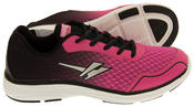 Womens Gola Active ALA695 Vallis Casual Sports Running Trainers Thumbnail 4