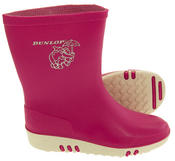 Childrens DUNLOP Rainy Day Elephant Wellington Boots Thumbnail 7