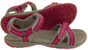 Womens Northwest Territory Virginia Summer Hiking Sandals Thumbnail 9