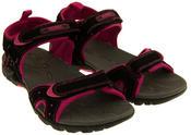 Womens Northwest Territory Orlando Velcro Strap Hiking Sandals Thumbnail 8