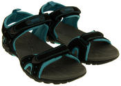 Womens Northwest Territory Orlando Velcro Strap Hiking Sandals Thumbnail 4