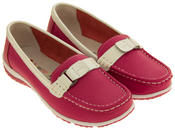 Ladies Coolers HD604 Suede Leather Casual Summer Shoes Thumbnail 8