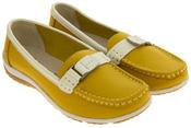 Ladies Coolers HD604 Suede Leather Casual Summer Shoes Thumbnail 11